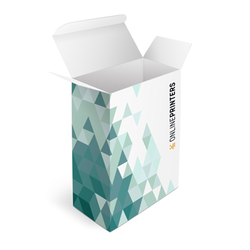 Tailor-made to your products:<br>Printed folding boxes