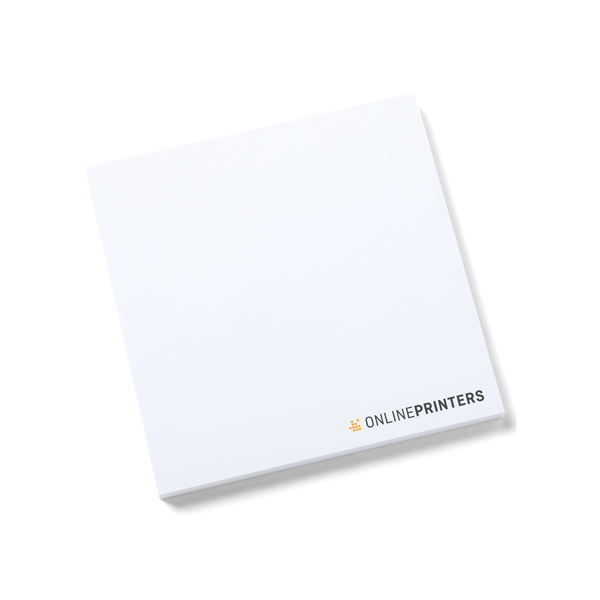Branded Sticky Notes Free Uk Delivery Onlineprinters