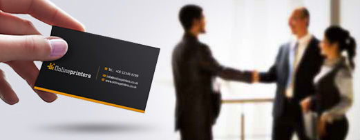 business card printing - Onlineprinters