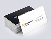 busines cards 2-side printing