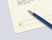 letterheads and stationery