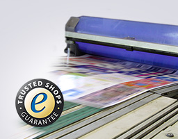 onlineprinters - trusted partner