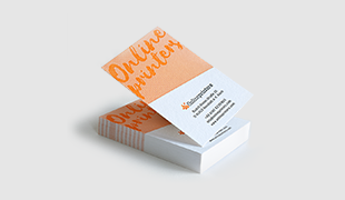 Business cards printing free delivery uk configure now letterpress business cards exceptional through relief structure configure now reheart Choice Image