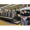 produce high-quality printed products. Starting with prepress processing, and the actual printing process...