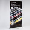 Roller banners, premium model (Ill. is similar)