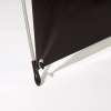The anti-slip nubs guarantee a secure positioning and protect the floor.