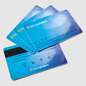 Business cards plastic cards magnetic strip printing uk plastic cards with magnetic strip 86 x 54 cm reheart Image collections