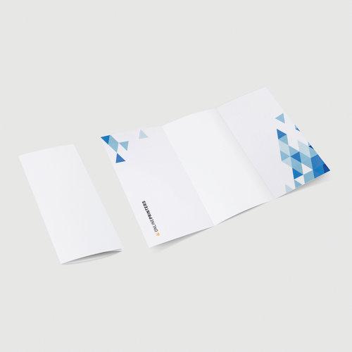 2-fold letter fold