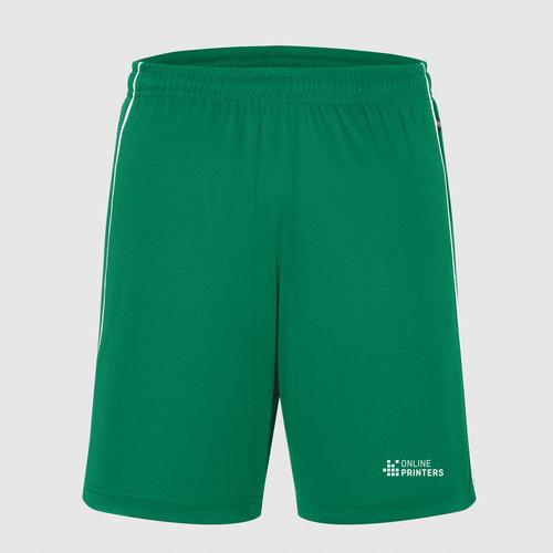 green / white