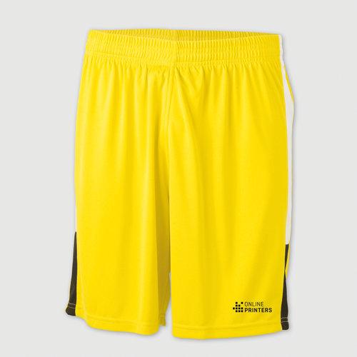 yellow / white / black