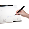 Carbon copy pads, with 2nd or 3rd sheet, separately or in the form of a writing pad The choice is yours.