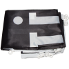 Included in the delivery: printed flag, folded, with plastic hooks