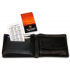 An ideal give-away for your clients which they will gladly put in their wallet to have it at hand...