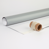 Using this adhesive tape, the banner can be affixed to an existing system very easily.