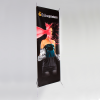 X-Banner standard system, 500 g/m² PVC for exchangeable designs, made for banners with a presentation format of 60 x 160 cm or 80 x 200 cm.