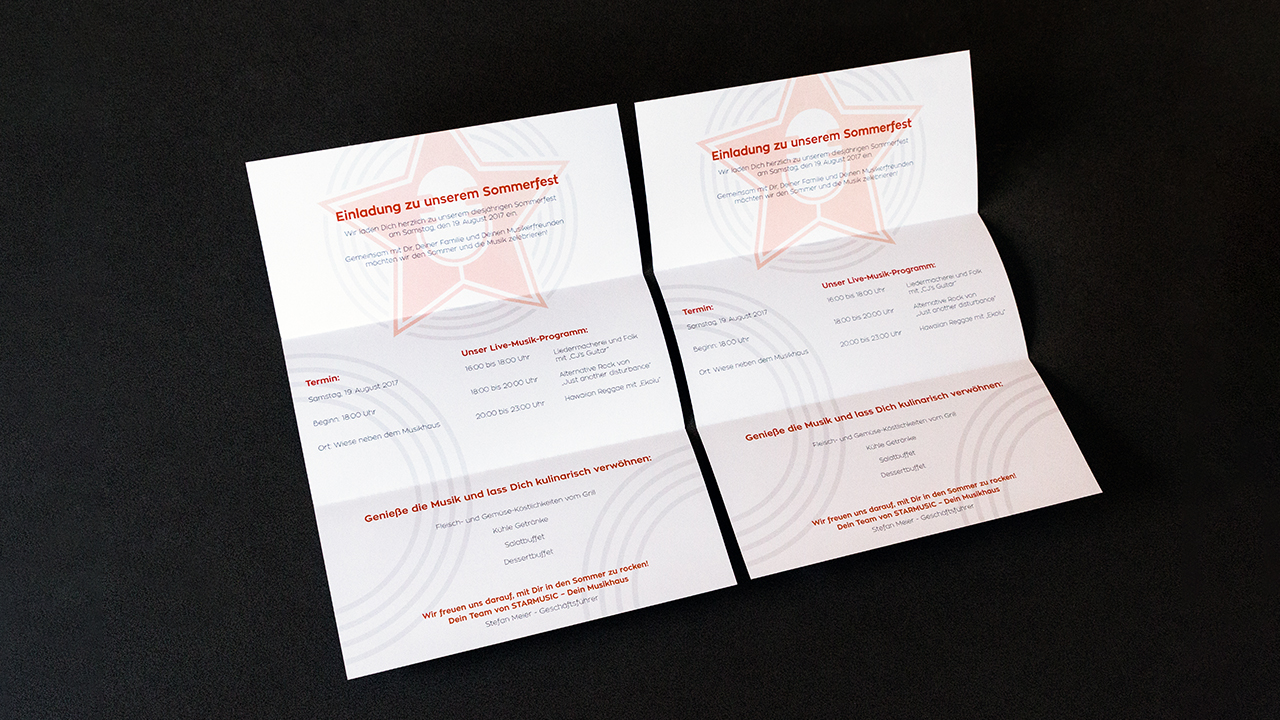 InDesign tutorial: Creating a six page DL folded leaflet