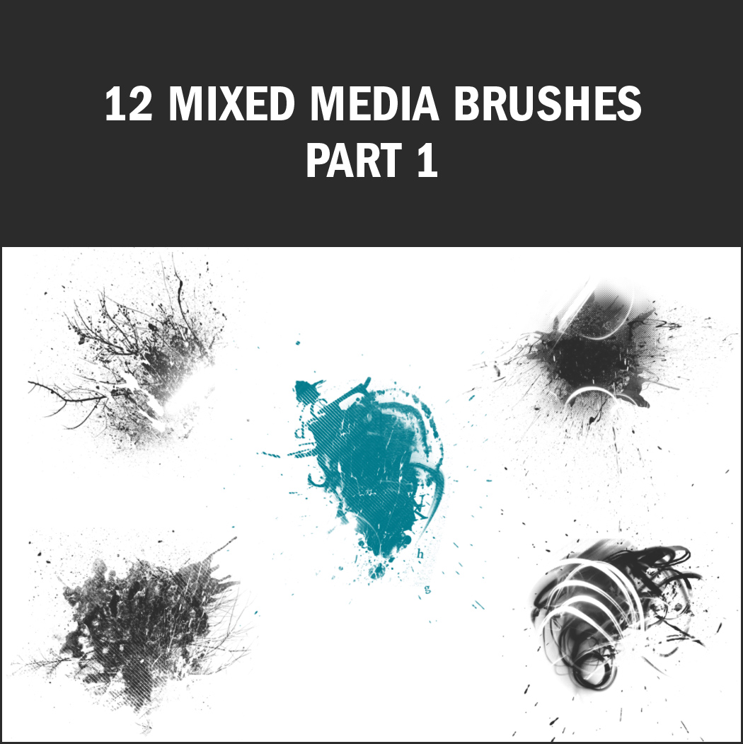 20 free Photoshop brushes you will love