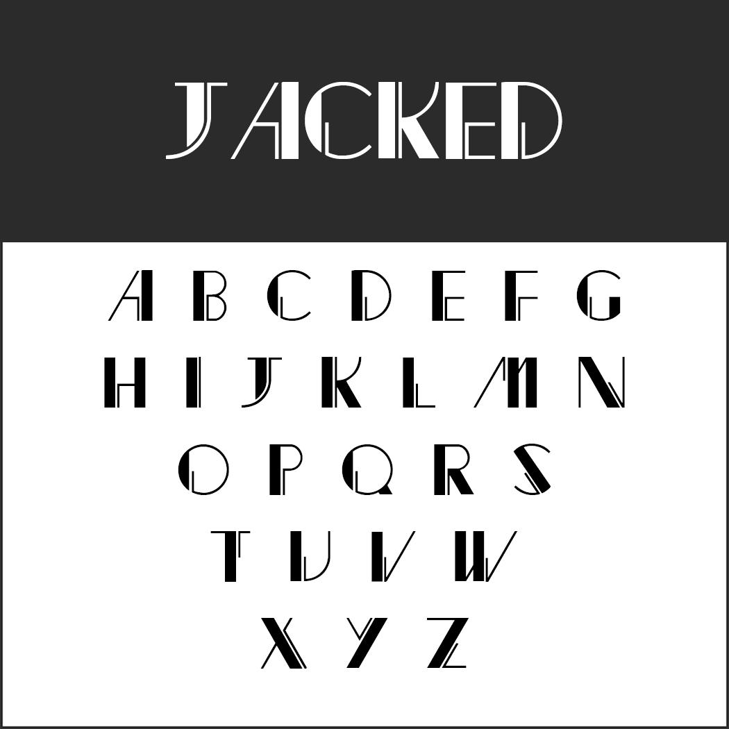 Free vintage fonts: 11 + 1 retro fonts