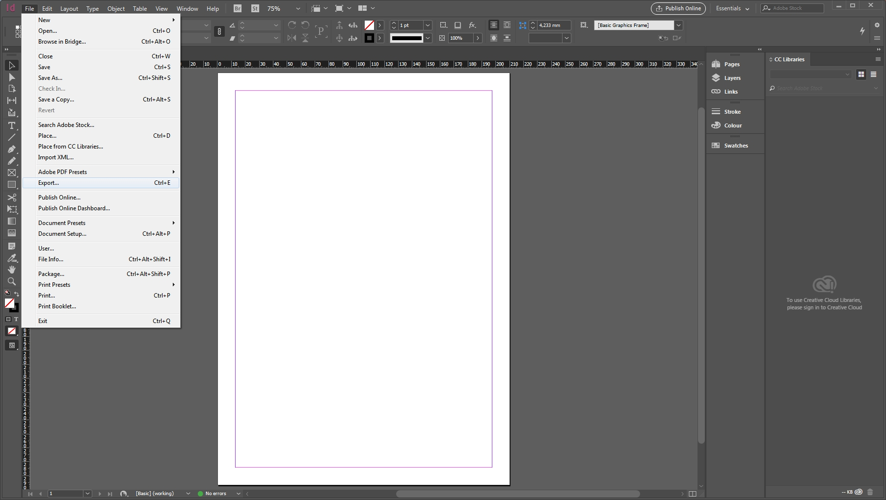 InDesign tutorial: Exporting print-ready PDFs