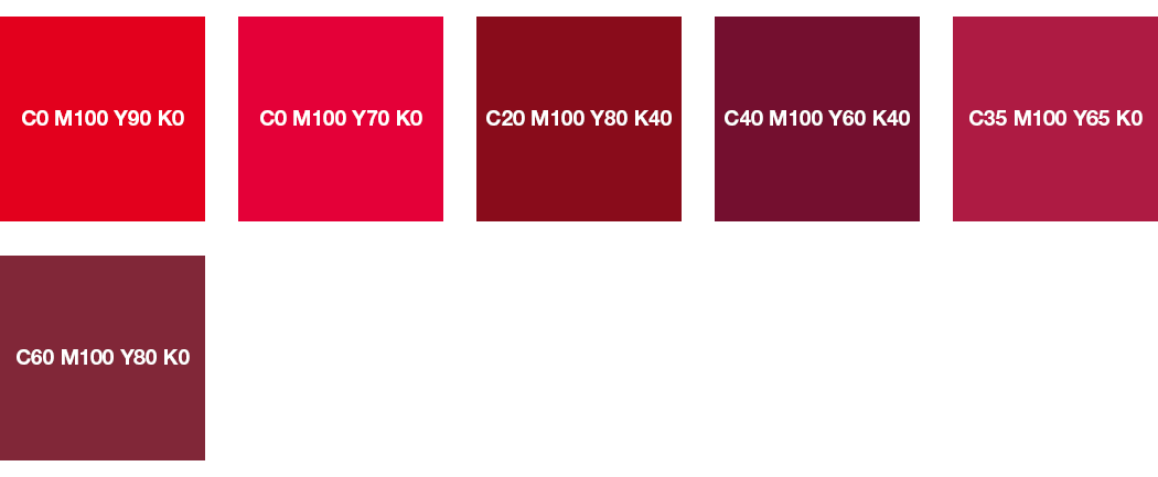 Cmyk Colours Rich Black Turquoise Burgundy And More 169 0 20 20 0 #ffcccc. cmyk colours rich black turquoise