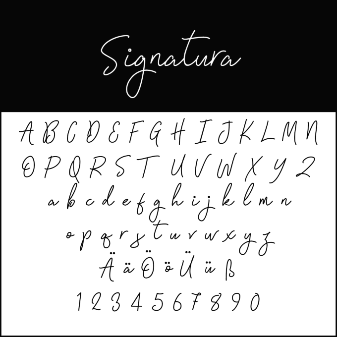 Write Beautifully With Free Handwriting Fonts To Download