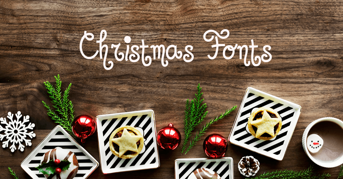 Christmas Free Images.Christmas Fonts Download Free Typefaces Onlineprinters