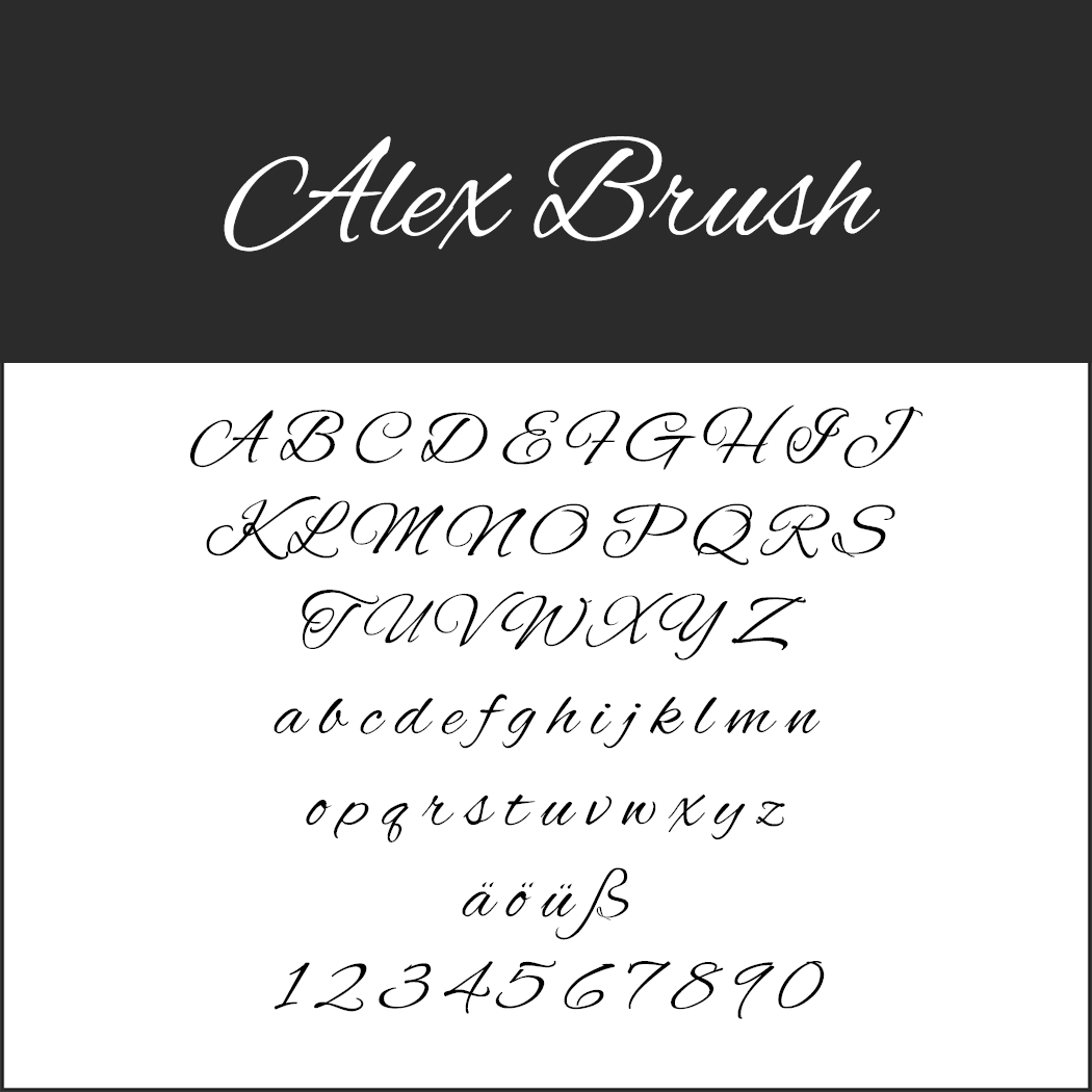 Wedding fonts: ten free fonts for invitations and more