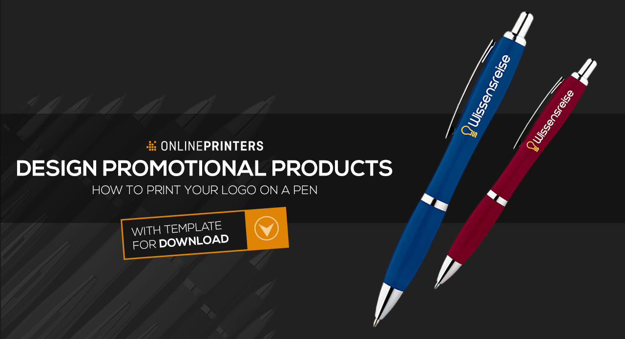 Tutorial How To Print A Logo On Promotional Items