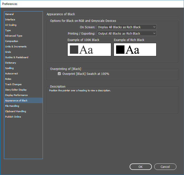 Installing an ICC profile for InDesign and Photoshop