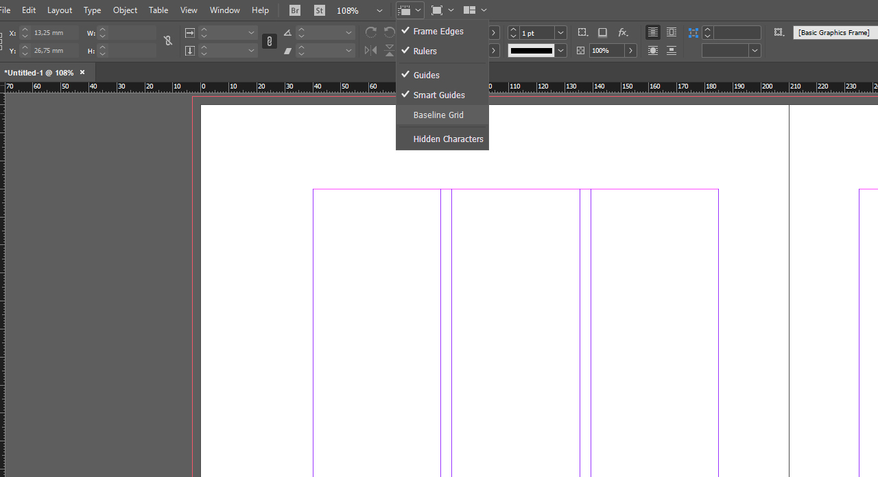 Creating a baseline grid in InDesign – Basics Tutorial