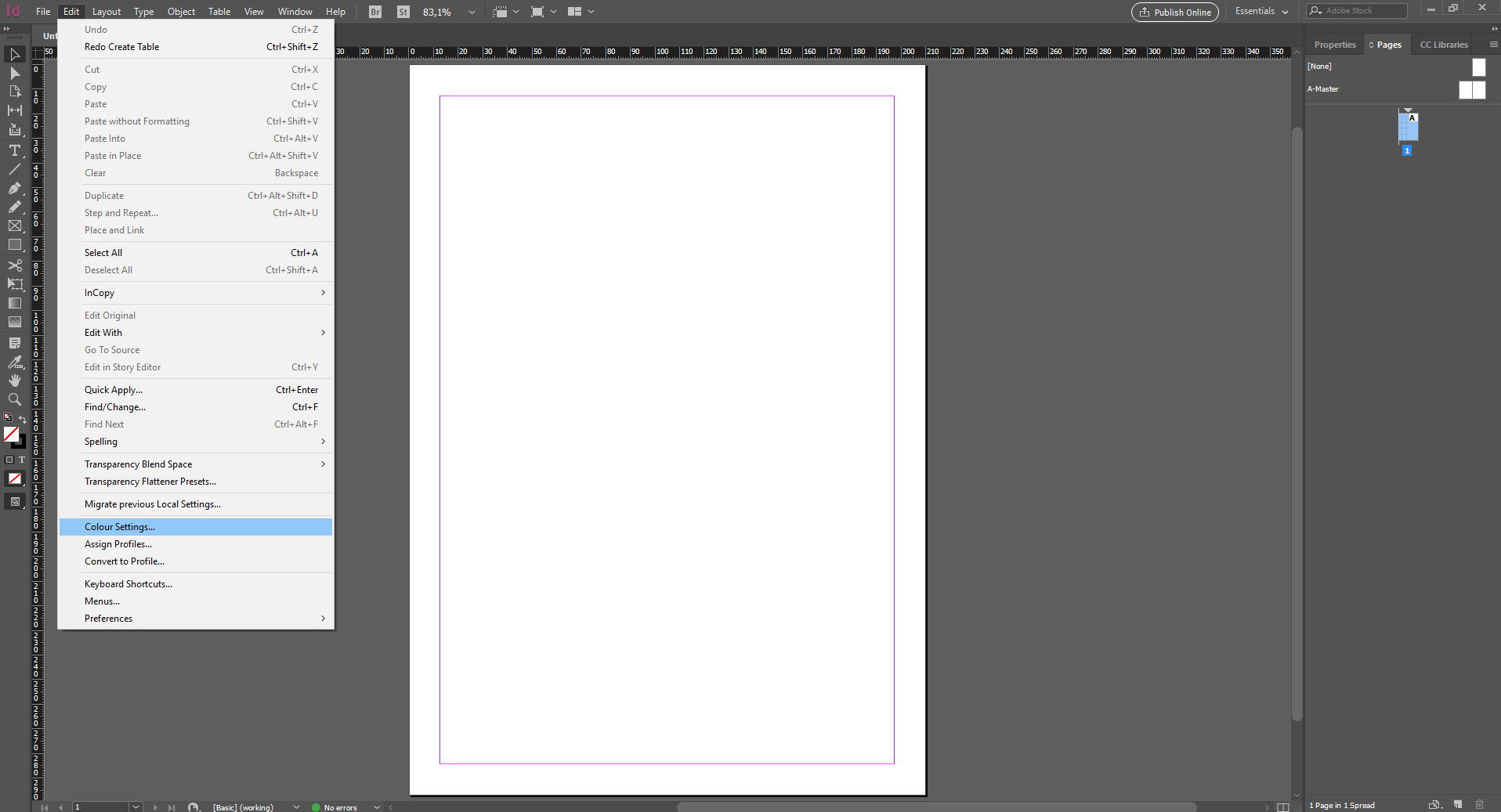 Installing an ICC profile for InDesign and Photoshop (Windows/Mac)