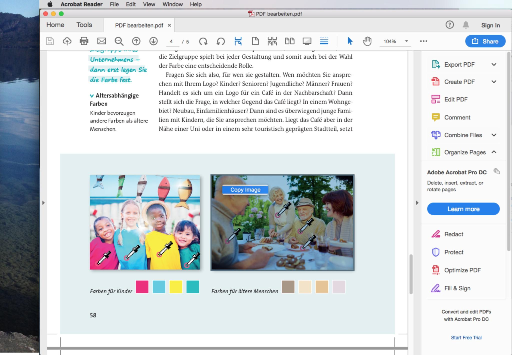 How to edit a PDF with desktop applications or online tools